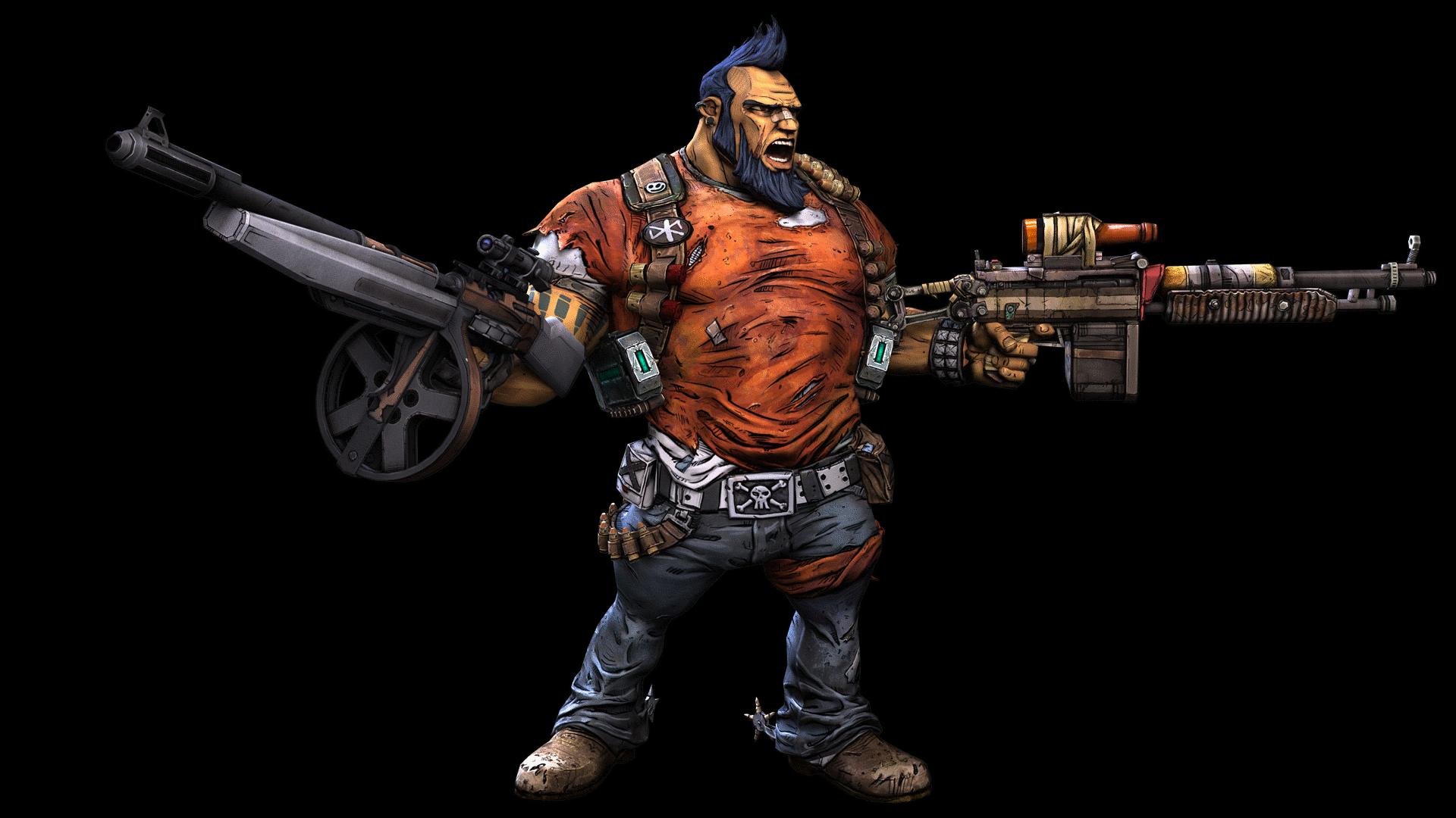 Borderlands  Commando Solo Level Build